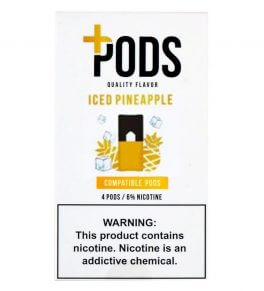 Juul Compatible Plus Pods Ice Pineapple