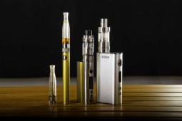 Vape Products On Table