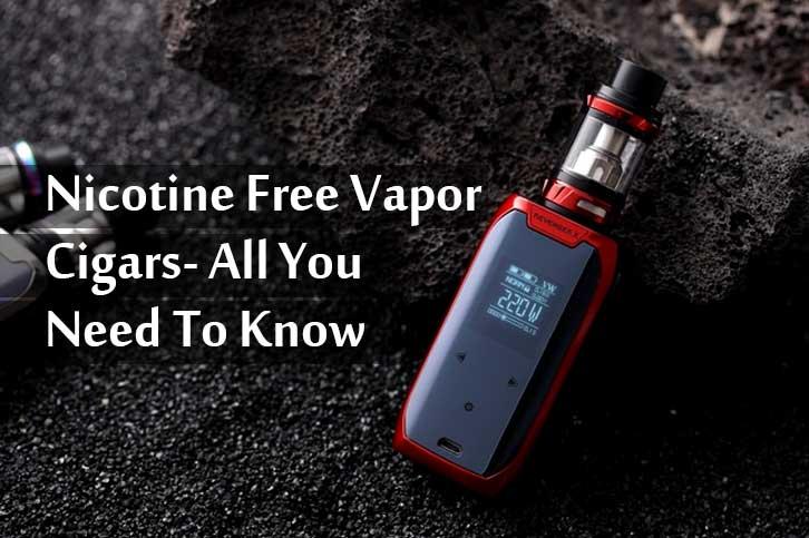 Nicotine-Free-Vapor-Cigars
